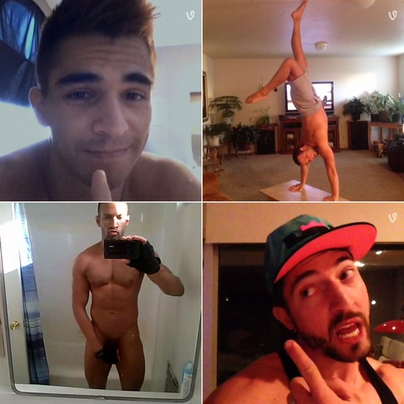 Gay Porn Stars on VINE