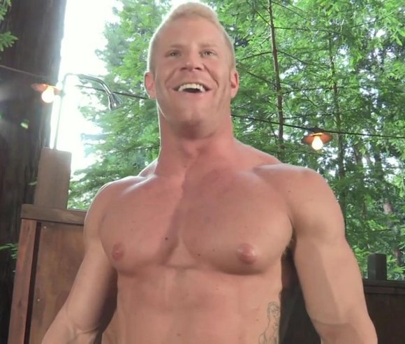 Johnny V Gay Porn Star Interview Naughty Pines Naked