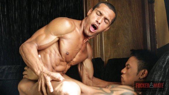 Pedro Diaz Carlos Leao Fuckermate Brazilian Gay Porn 11