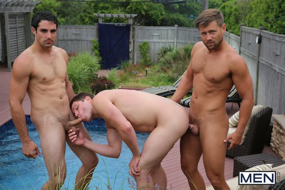 Bobby Clark Jack King Travis James 3
