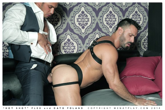 Dato Foland Fucks Flex Menatplay