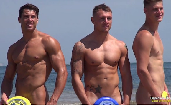 EnglishLads Gay Porn Models Naked Ripped Stripped Sons Of The Beach