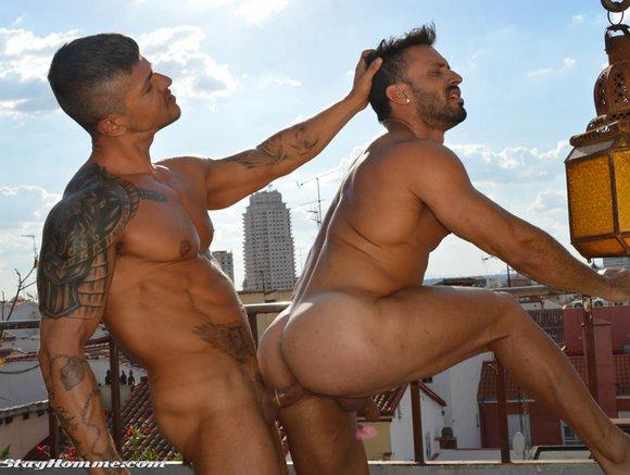Flex Xtremmo Goran Gay Porn Stag Homme