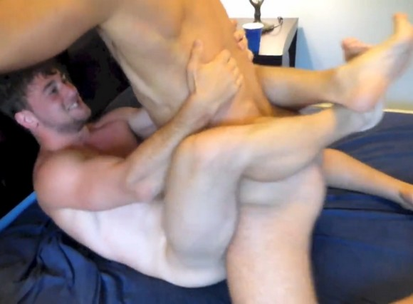 Dirty gay butt fucking