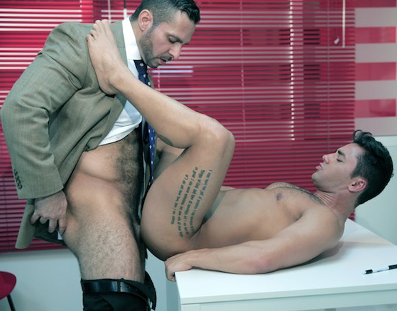 Adam Champ Fucks Bruno Bernal Menatplay