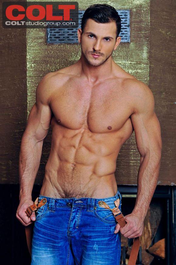 Buck Santiago COLT Man Gay Porn