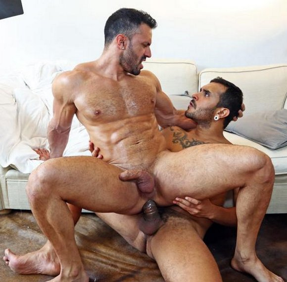 Flex Xtremmo Lucio Saints Gay Sex Muscle
