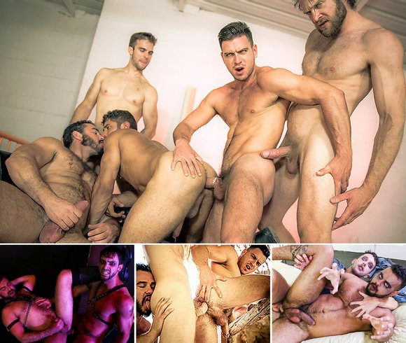 Gay Porn Halloween 2014