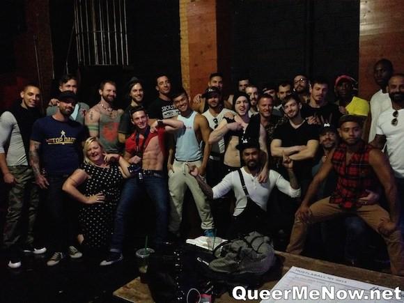 HustlaBall NYC 2014 Gay Porn Stars Lineup