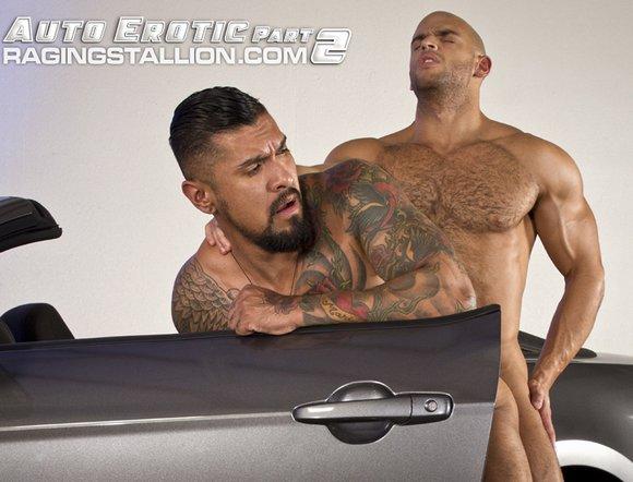 Boomer Banks Bottoms Sean Zevran Gay Porn