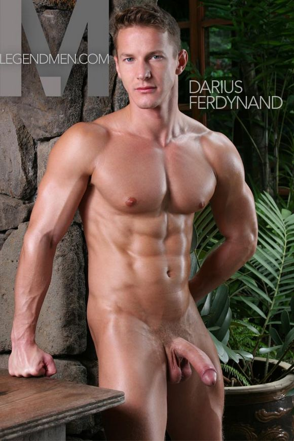 Darius Ferdynand Gay Porn Star LegendMen Muscle