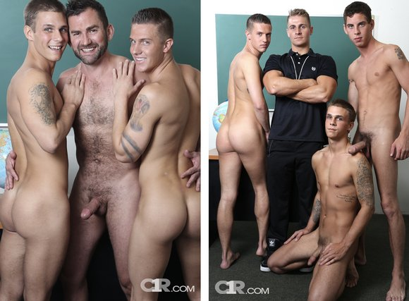 gay daddy orgies There are four cameramen shooting live in  .