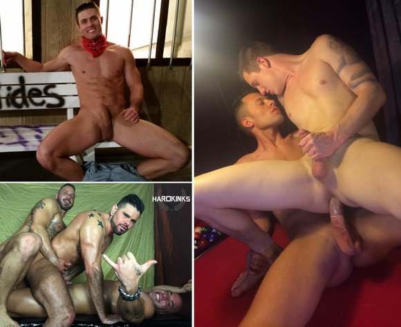 Gay Porn Ryan Rose Cody Avalon Antonio Aguilera