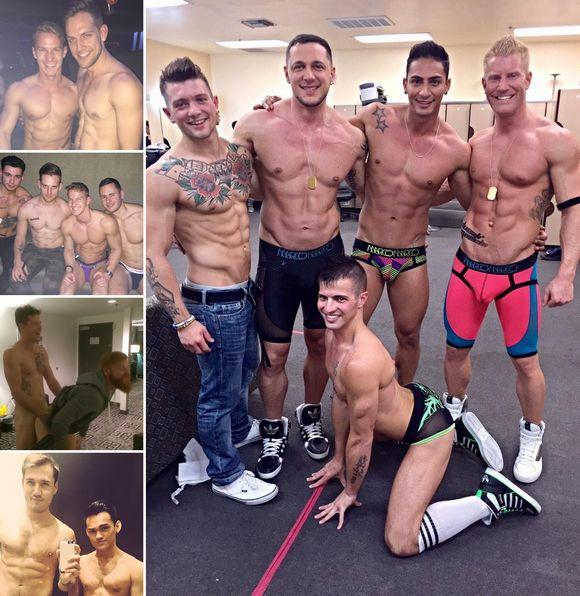Gay Porn Stars Las Vegas 2015