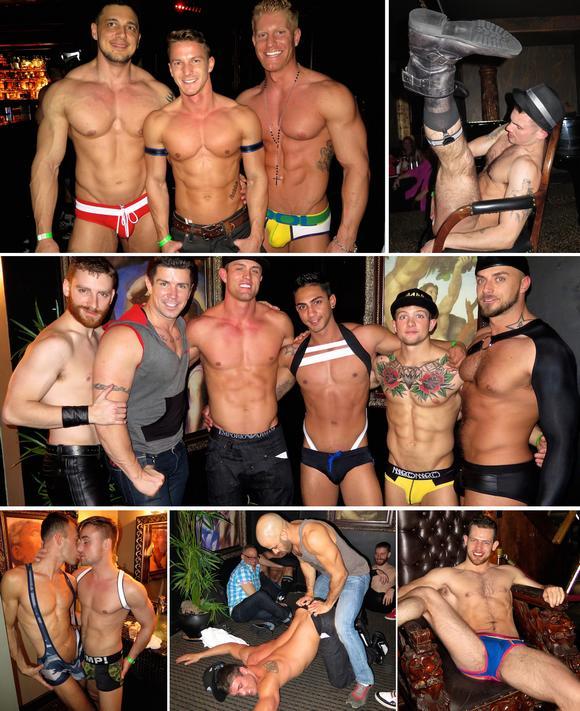 HustlaBall Las Vegas 2015 Gay Porn Stars