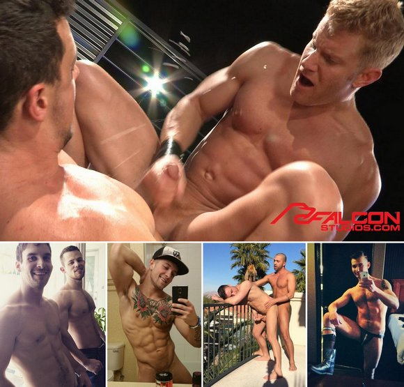 JohnnyV Dustin Holloway Sebastian Kross Chris Harder