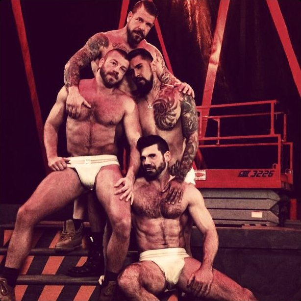Rocco Steele Boomer Banks Billy Santoro Hunter Marx