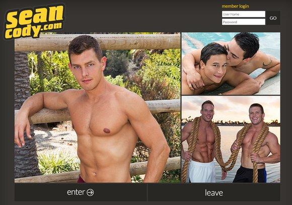 Sean Cody Gay Porn front
