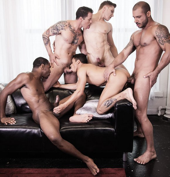 Bareback Orgy Pedro Andreas Armond Rizzo Mas Cameron Magic Wood Comrad Blu Gay Porn