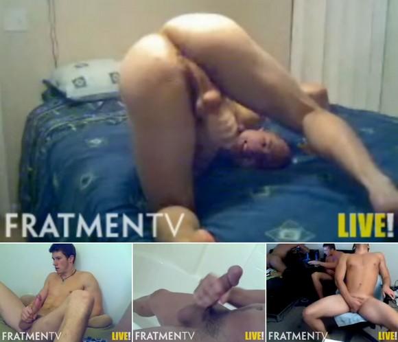 Fratmen Fratpad Gay Porn Webcam