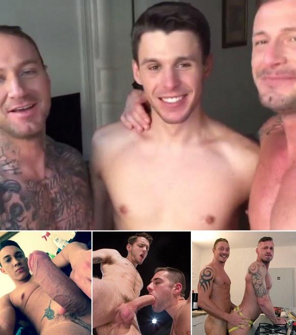 Gay Porn Dmitry Osten Logan Rogue Dylan Kinght Joey Pele