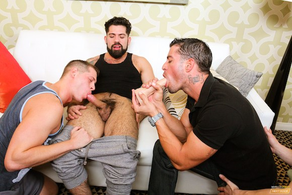 video instructions how to give a gay blow job