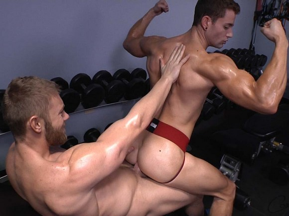 Gay Gym Sex Stories