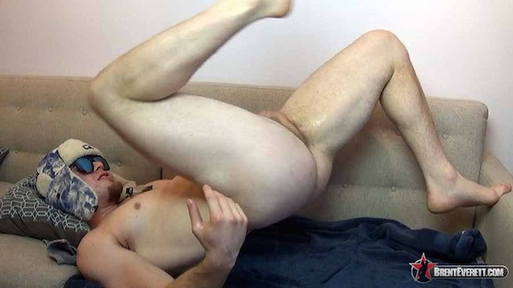 Eric Clark TV Stand Sex Toy Gay Porn 1