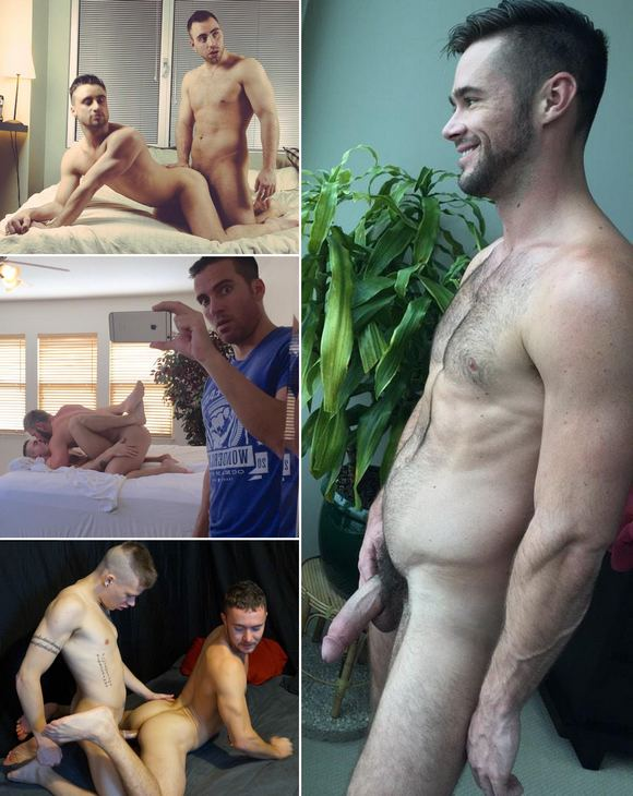 Gay Porn Mike DeMarko Colt Rivers Samuel Stone CorbinFisher