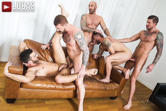 Gay Breeding Party 116