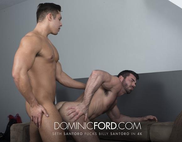 Seth Santoro Fucks Billy Santoro Gay Porn Dominic Ford