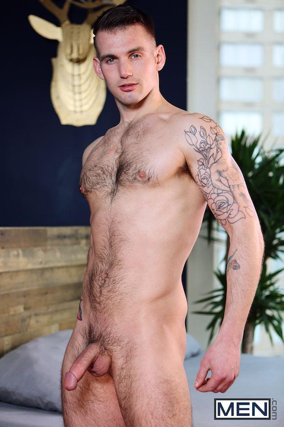 chris johnson bareback