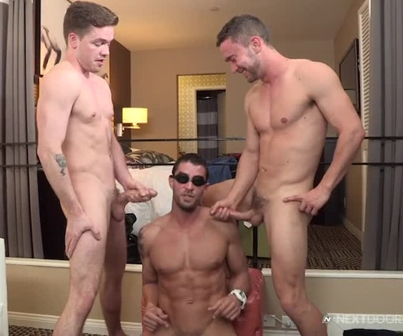 Cody cumming suck dick