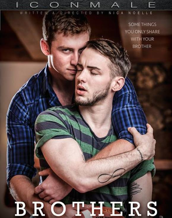 Connor Maguire Colton Grey Gay Porn Brothers IconMale