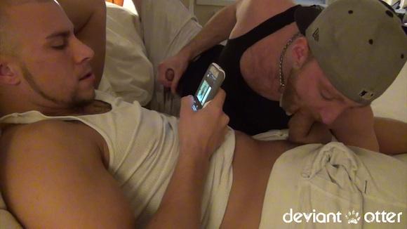 Eli Hunter Deviant Otter Gay Porn 1