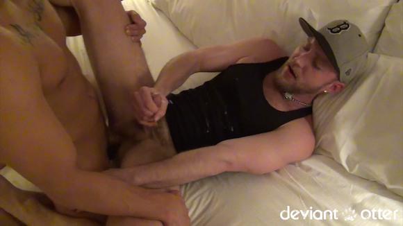 Eli Hunter Deviant Otter Gay Porn 5