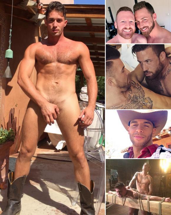 Gay Porn Armando De Armas Logan Moore Jordan Levine Sean Zevran