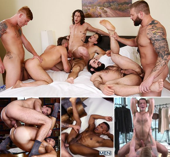 Gay Porn Jaxton Wheeler Theo Ford Jay Roberts Adrian Hart Chris Harder