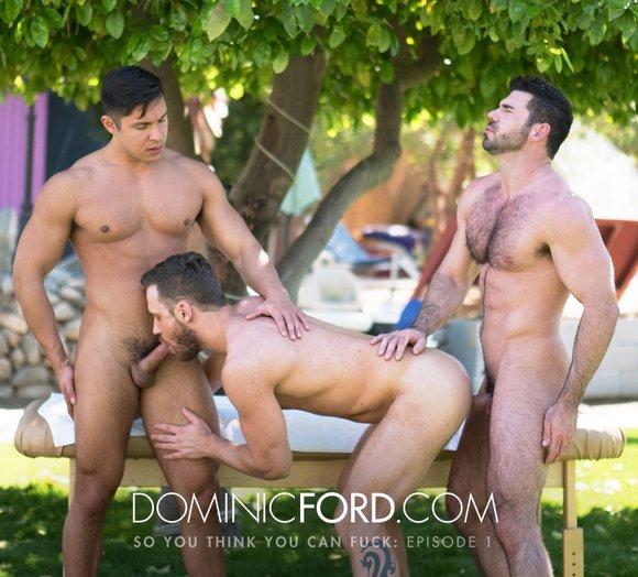 Logan Moore Billy Santoro Seth Santoro DominicFord SYTYCF Gay Porn