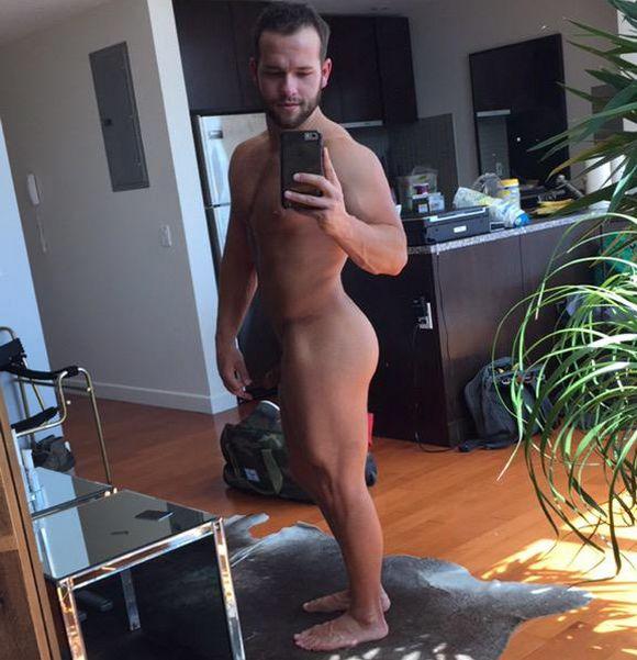 Luke garrett nude