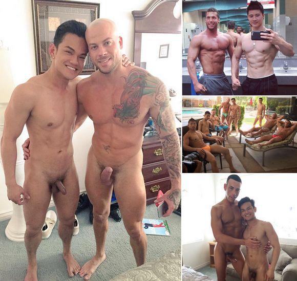 PeterFever Asiancy Gay Porn Eli Lewis Sean Duran Austin Keyes