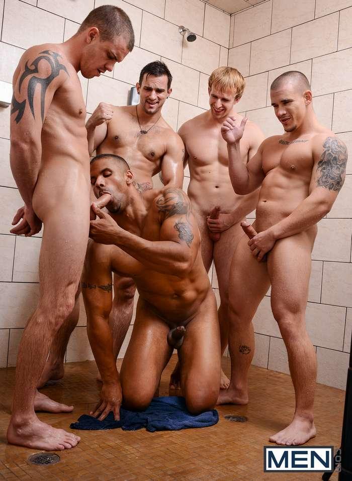 gay xxx orgy Men.com: Sense8 (A Gay XXX Parody) Part 5 – 8 Man Orgy.